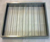 Filtrační kazety do vstupního agregátu